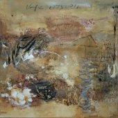 Semez vos pierres dans le silence, bohémiens des solitudes - Novembre 2006 - 60 x 60 cm