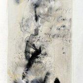 Près du mystère des sources - Novembre 2008 - 40 x 120 cm