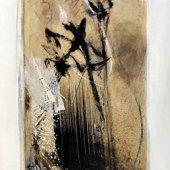 L'éternité bat dans nos veines (II) - Décembre 2008 - 40 x 120 cm