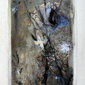Guettant la présence du mystère - Décembre 2008 - 40 x 120 cm