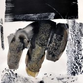 Encre sur papier - Mai 2009 - 50 x 70 cm