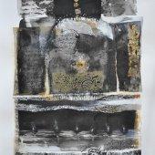 Encre sur papier - Juin 2009 - 50 x 70 cm