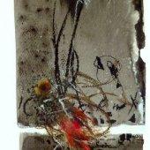 Encre sur papier - Décembre 2009 - 20 x 70 cm