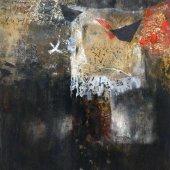 Le mystère seul (I) - Janvier 2012 - 116 x 81 cm