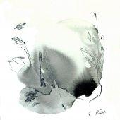 Encre sur papier - Mai 2012 - 18 x 18 cm