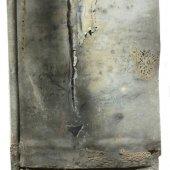 Technique mixte sur zinc - Octobre 2013 - 30 x 48 cm - Recto-06