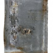 Technique mixte sur zinc - Octobre 2013 - 33 x 42 cm - Verso-07