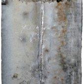 Technique mixte sur zinc - Octobre 2013 - 33 x 60 cm - Verso-08