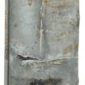 Technique mixte sur zinc - Octobre 2013 - 30 x 48 cm - Verso-09