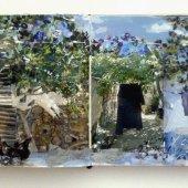 Carnet Crète - 60 x 21 cm (22) (Copier)