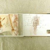 Carnet de travail - 43 x 15 cm (10)