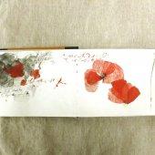 Carnet de travail - 43 x 15 cm (3)