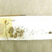 Carnet de travail - 43 x 15 cm (4)