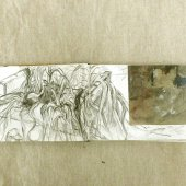 Carnet de travail - 43 x 15 cm (6)