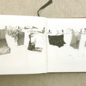 Carnet de travail - 45 x 15 cm (10)