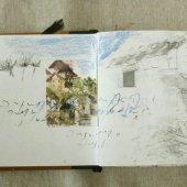 Carnet de travail - 45 x 15 cm (15)