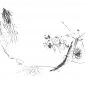 Graphisme sur papier Ingres - Février 2011 - 45 x 32,5 cm (8)