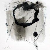 Encre sur papier - Juin 2012 - 18 x 18 cm