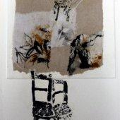 Les chaises (II) - Avril 2012 - 20 x 33 cm