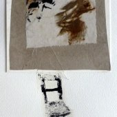 Les chaises (IV) - Avril 2012 - 20 x 33 cm