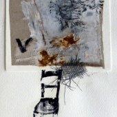Les chaises (VI) - Avril 2012 - 20 x 33 cm
