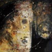 La marelle de la nuit me vole la terre, mais le ciel me reste un mystère - Décembre 2007 - 100 x 100 cm