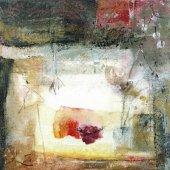 Tel un enfant portant un songe (III) - Avril 2004 - 20 x 20 cm