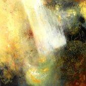 (light) Acrylique sur toile 90 x 90 cm septembre 2017