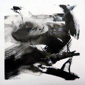 Encre sur papier-avril 2004-30 x 30 cm